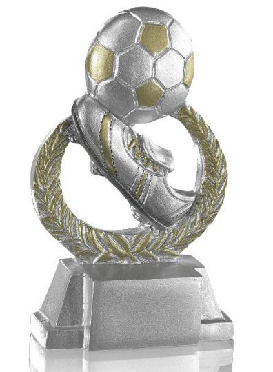 Pokal Fussball Figur