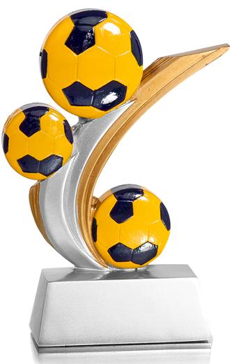 Handball Trophäe Figuren Pokal ohne Emblem