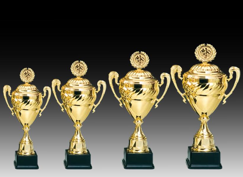 Pokale aus 4er Pokalserie: 68580 - 68583 36,0 - 44,5cm