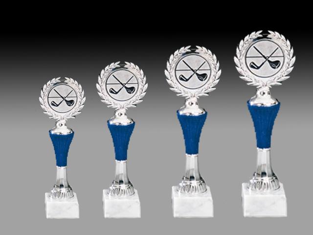 Pokale aus 4er Pokalserie: 67150 - 67153, 23,0 - 27,0 cm