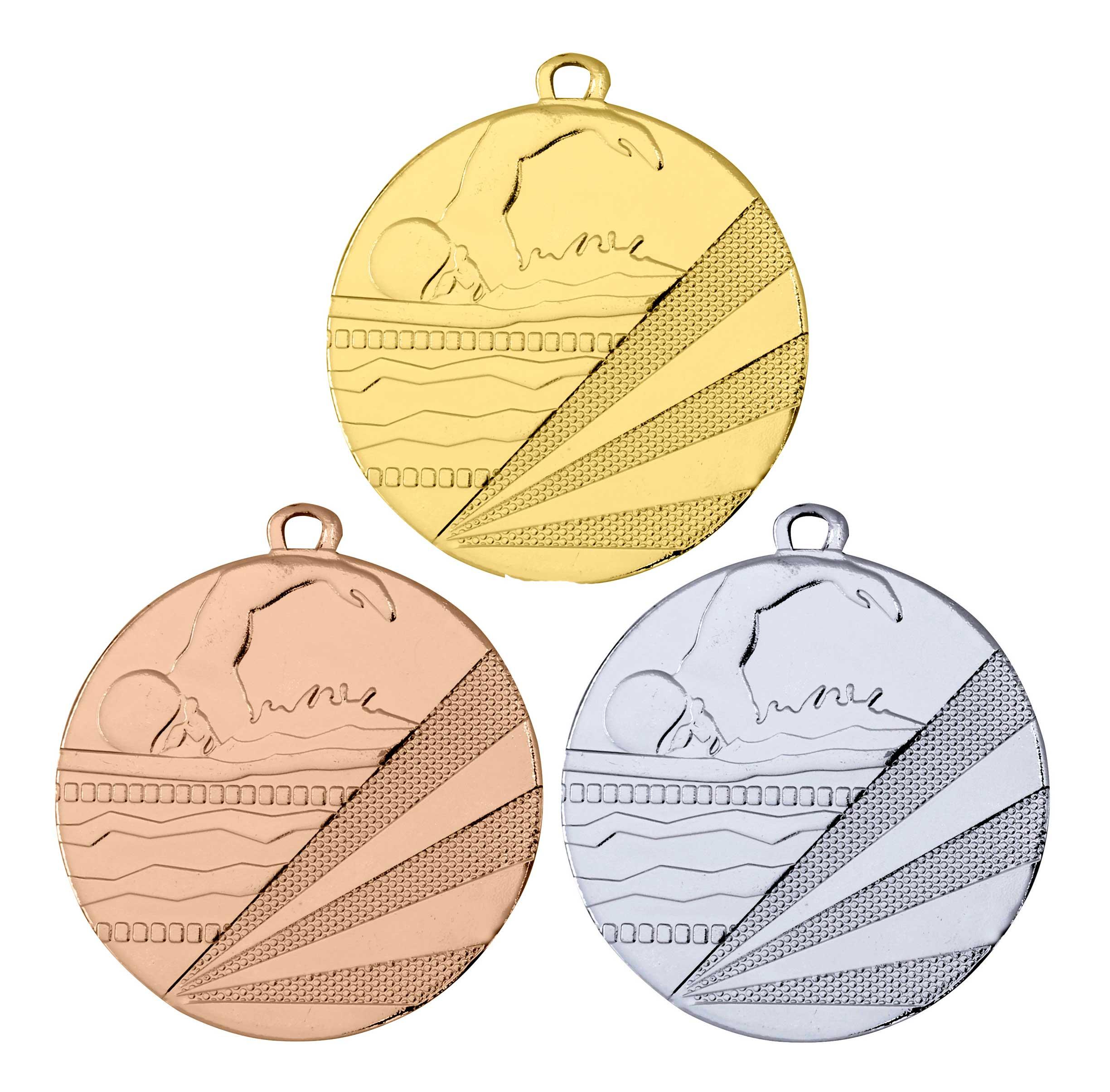 Schwimmen Medaillen