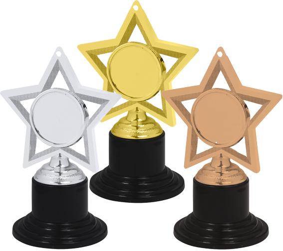 Mini Pokal 10 cm Medaillen Standardmedaillen