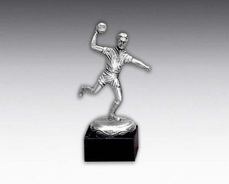 Handball-Figur: 665 Handball Herren, 12,5 cm Figuren Pokal