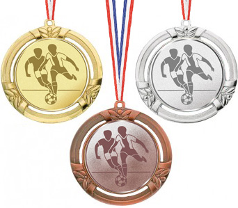 Medaille für alle Sportarten