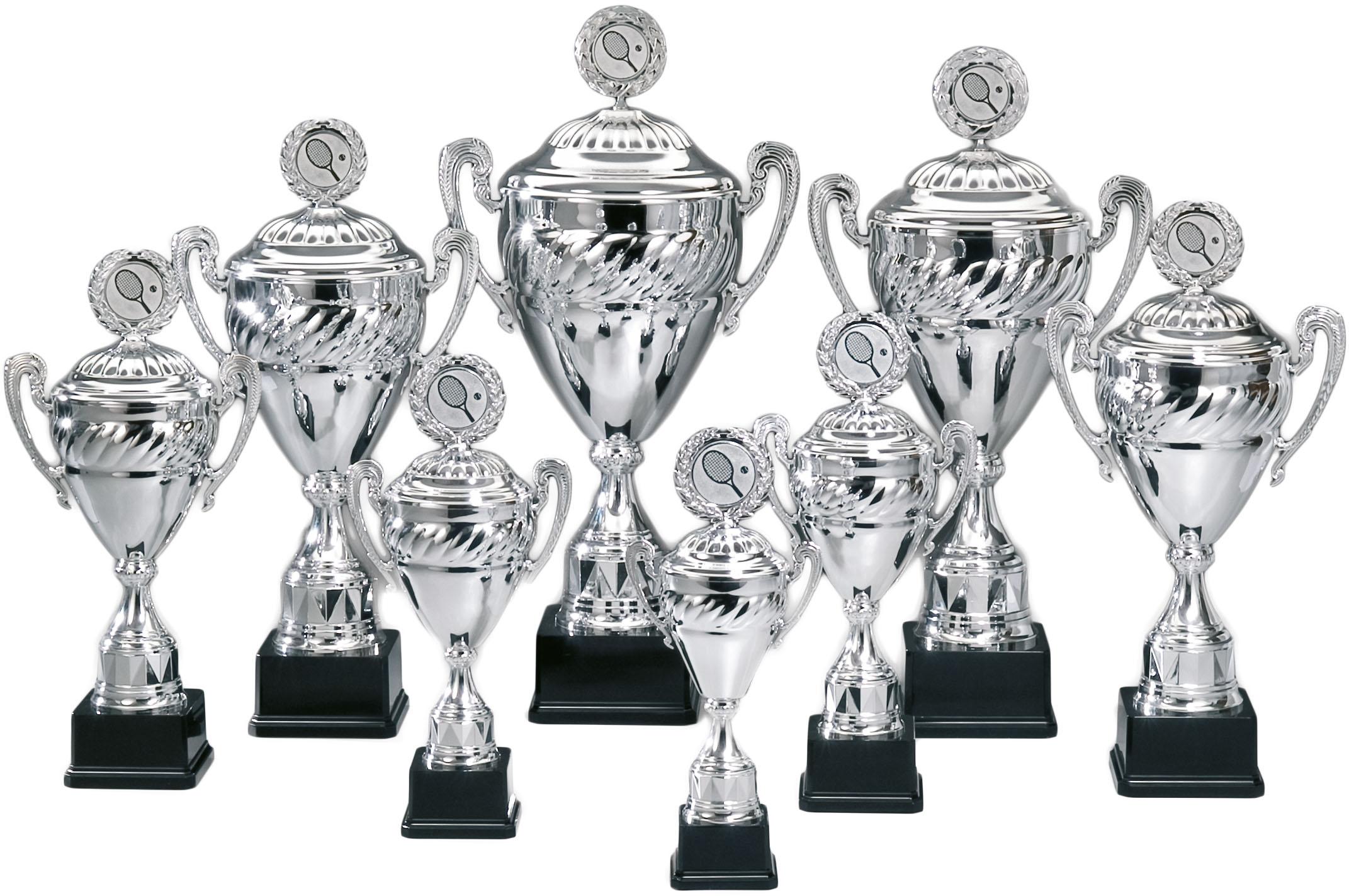 Pokale aus 10er Pokalserie: 68600 - 68609, 36,0 - 65,0 cm