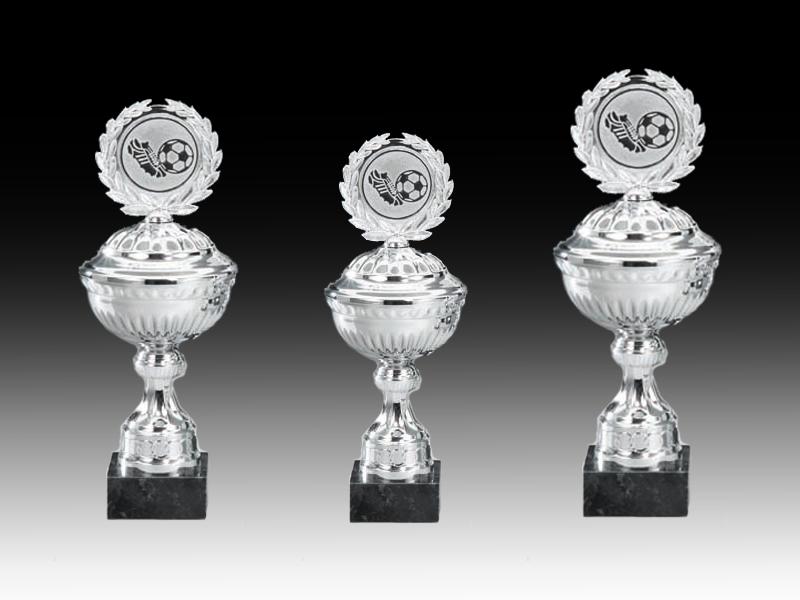 Pokale aus 3er Pokalserie: 68853 - 68855, 27,5 - 31,0 cm