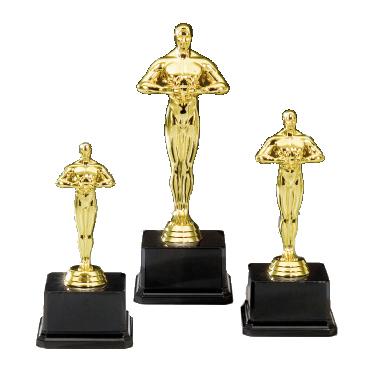 Siegesfigur-Figurserie: 69265- 69267, 17,5 - 26,5 cm Figuren Pokal
