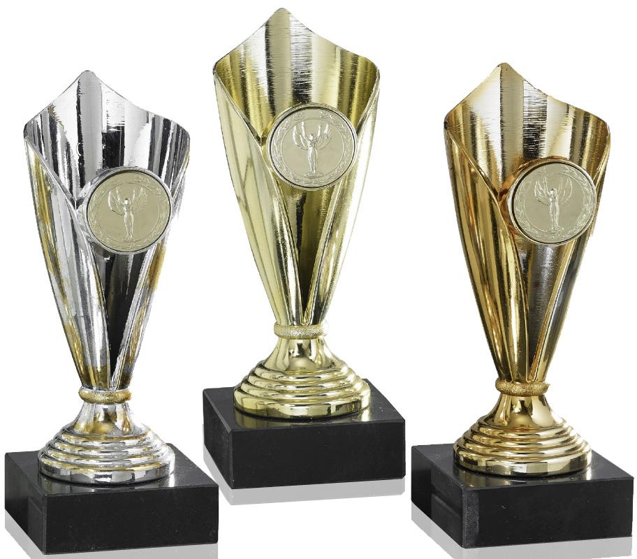 Pokale aus Pokalserie: 9-18-0741C - 9-18-0743C, 24,0 cm