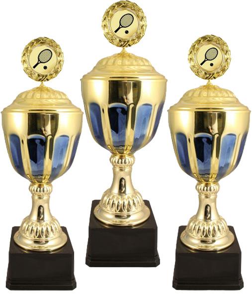 Pokale aus 3er Pokalserie: 74030 - 74032, 49,0 - 52,5 cm
