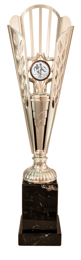 Pokale / Einzelpokal: 75X171in 32,5 cm