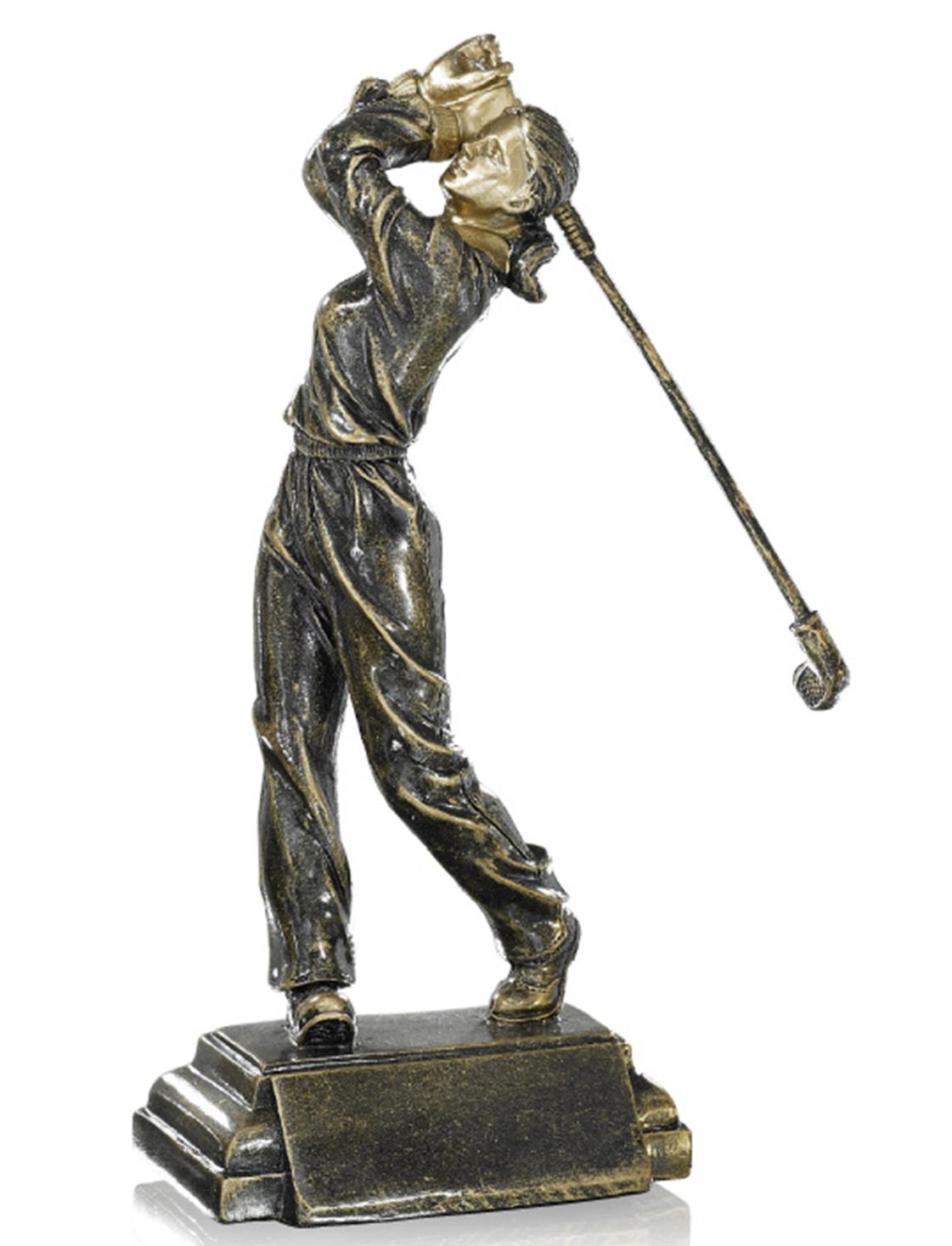 Golf-Figur: 9-102-52564 in 25 cm