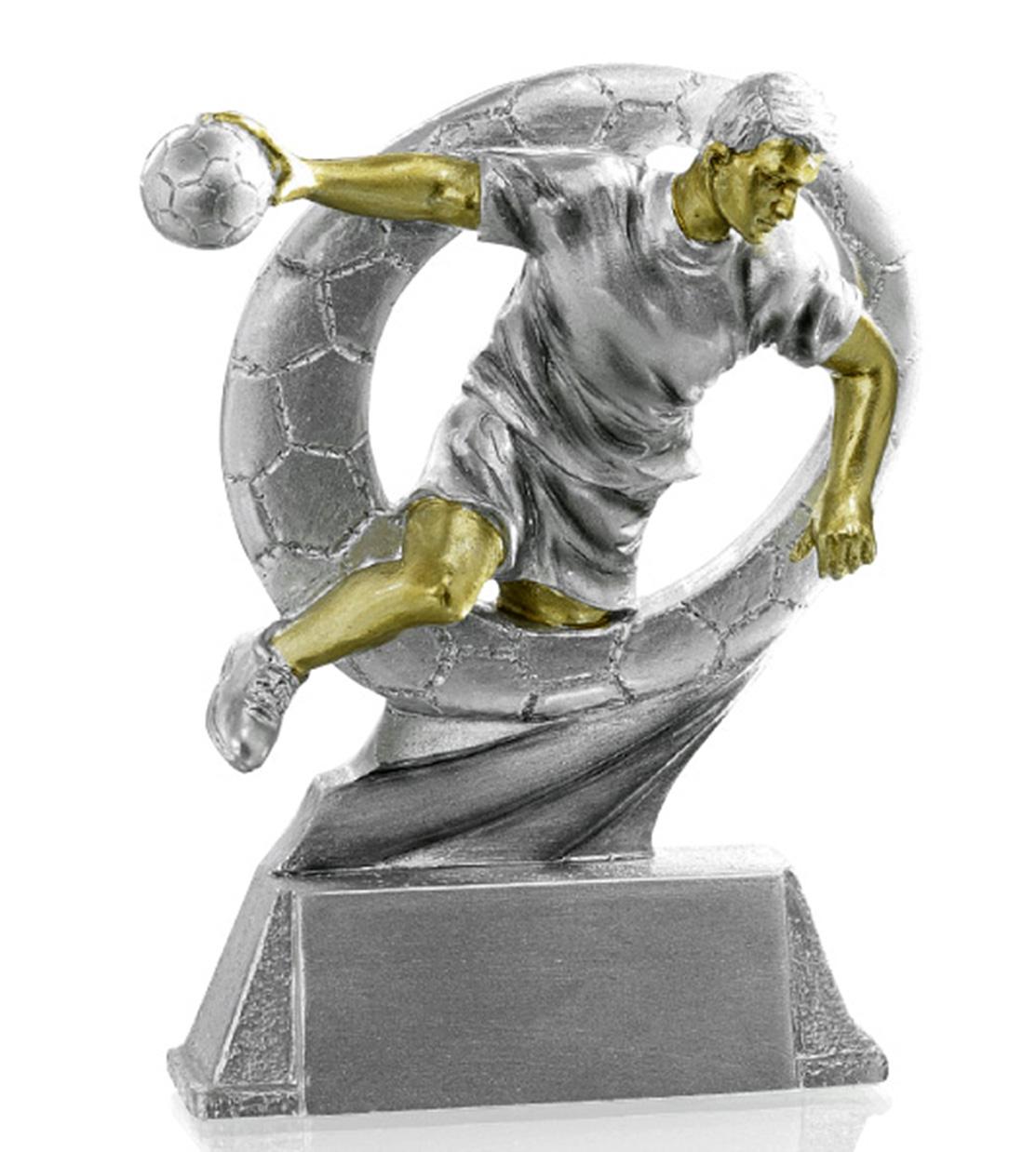 Pokale Handball Figur 17cm Figuren Resinfiguren