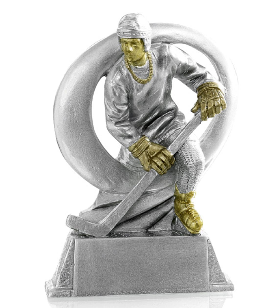 Pokale Eishockey Figur: 9-106-71415 in 17 cm