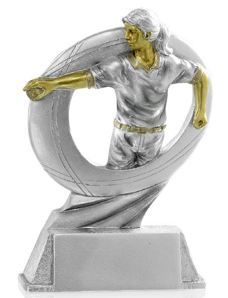 Pokale Petanque Boule Figur: 9-106-71418 in 17 cm