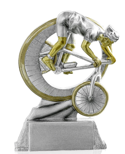 Pokale Radsport Figur: 9-106-71427 in 17 cm