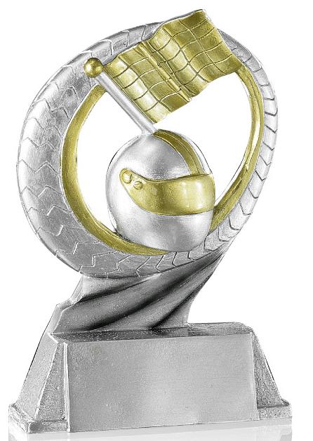 Pokale Motorsport Figur 17cm Figuren Resinfiguren