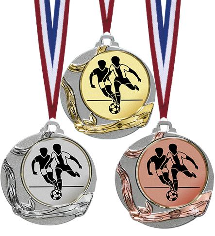 Hochwertige Medaille für alle Sportarten Medaillen Standardmedaillen