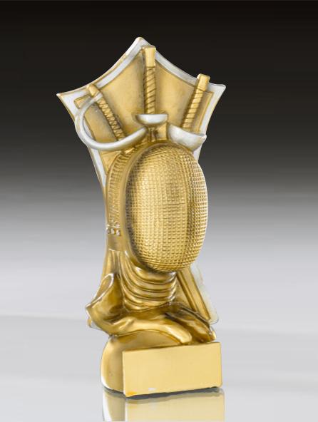 Fechten-Figur: 9-110-12530 in 20 cm
