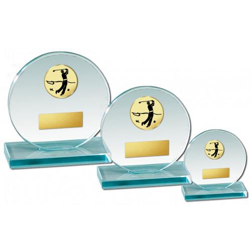 Auswahl aus Glastrophäenserie 11-18cm