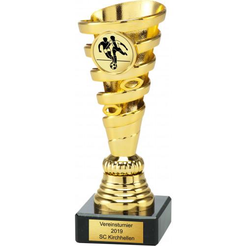 Auswahl aus 3er Pokalserie 15,5cm