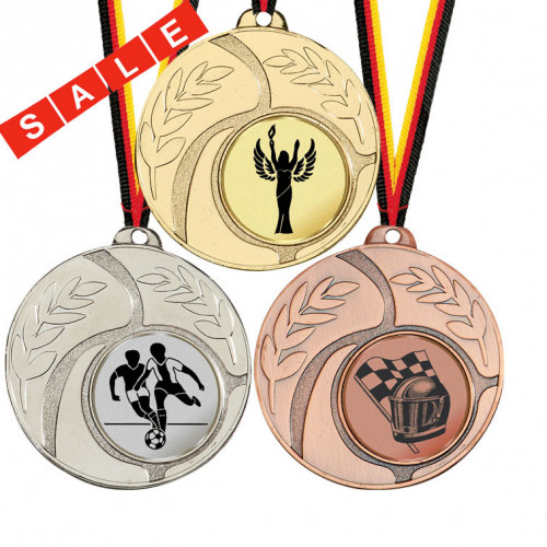 Medaillen günstig Sport
