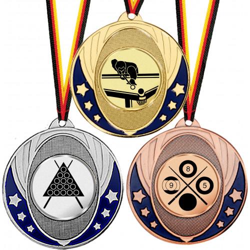 Medaillen preiswert Billard