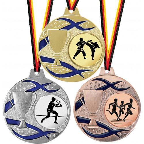 Medaillen preiswert Kampfsport