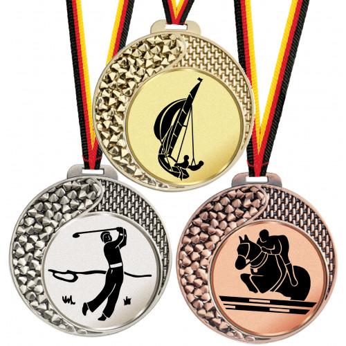 Medaillen online kaufen Segeln