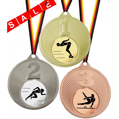 Medaillen preiswert kaufen Turnen