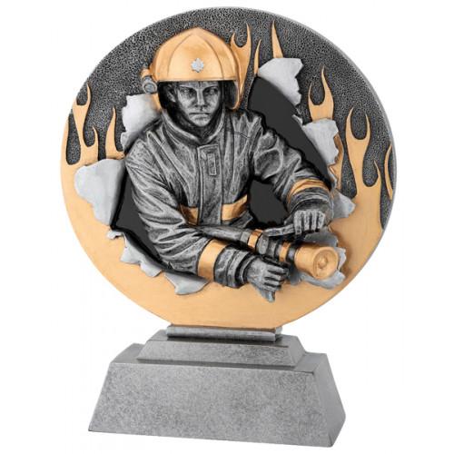 Feuerwehrmann Preis Feuer Pokal