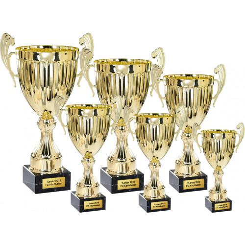 Auswahl aus 6er Pokalserie 26 - 46cm