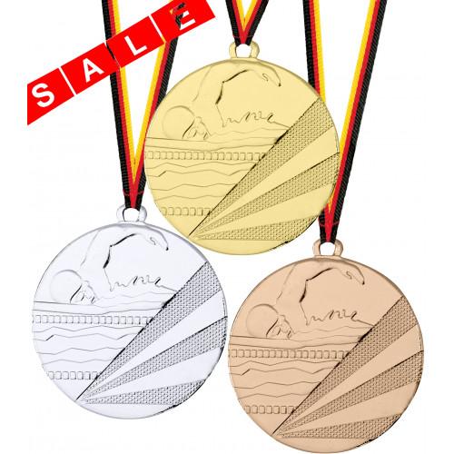 Medaille kaufen Schwimmen