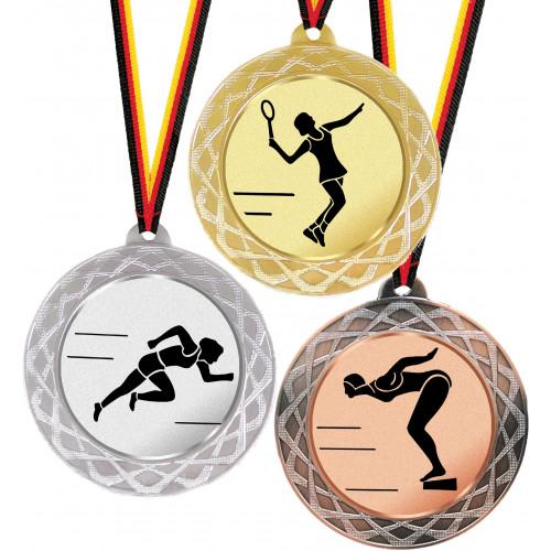Medaillen online kaufen Tennis