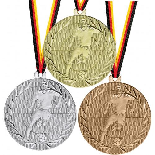 Medaillen kaufen Fußball