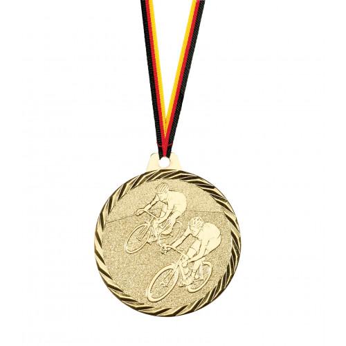 Medaille, Radrennen, günstig, schön