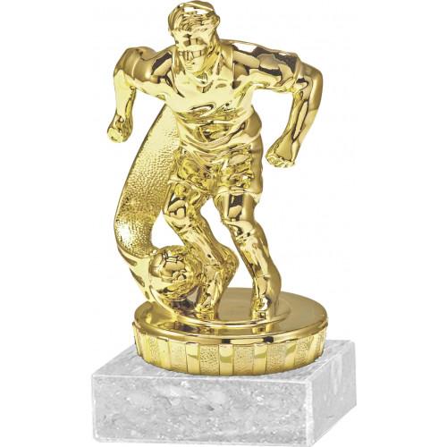 Fußballfigur unmontiert 10cm