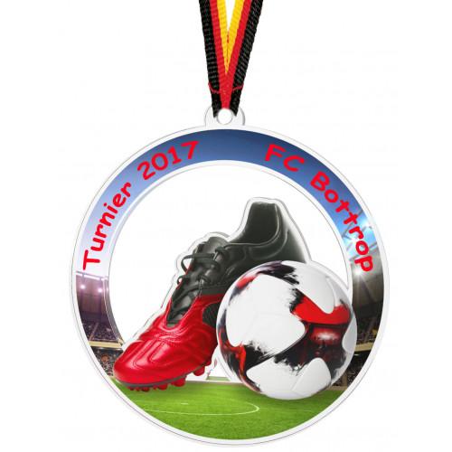 Medaillen preiswert kaufen  Fußball