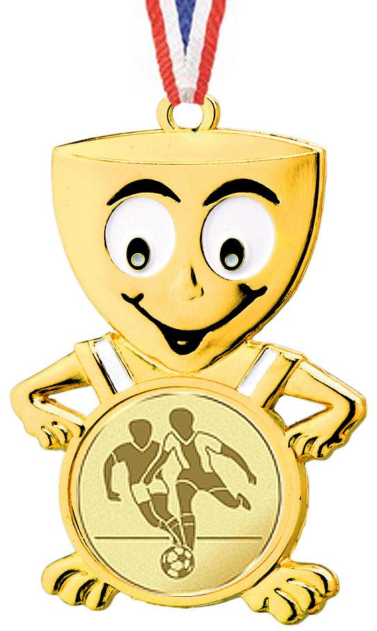 Kindermedaille zum Geburtstag für alle Sportarten Medaillen Standardmedaillen