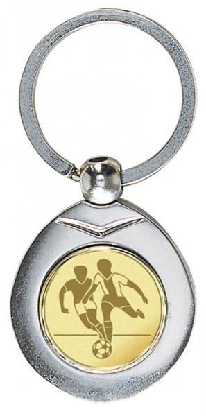Schlüsselanhänger mit Emblem für alle Sportarten