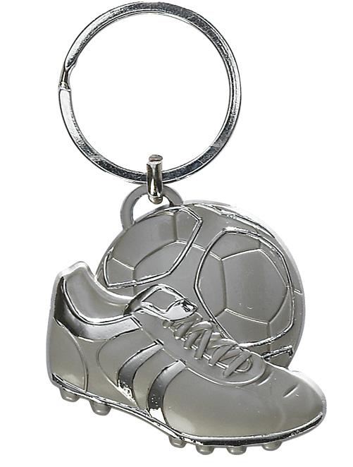 Fußball Schlüsselanhänger Figuren Pokal