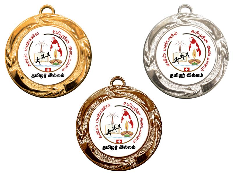 Medaille mit Ihrem Logo: