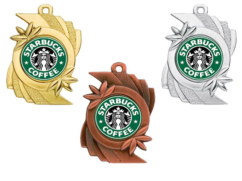Medaille günstig mit Ihrem Logo
