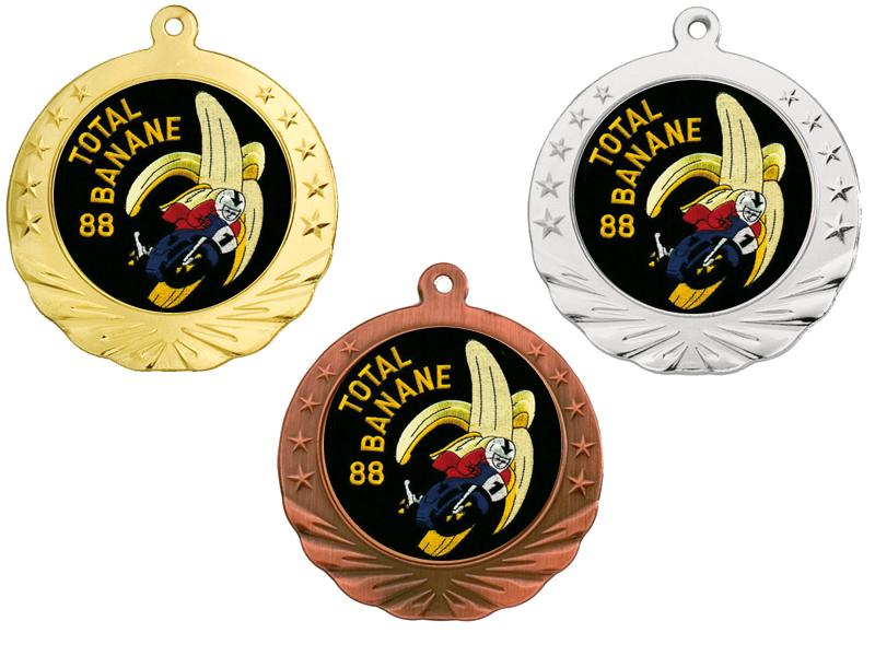 Medaille mit Ihrem Logo