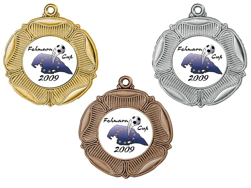 Medaille mit Ihrem Logo Medaillen Logomedaille